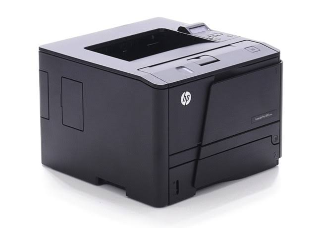 HP LaserJet Pro 400 M401n Mono Laser Printer, Refurbished (CZ195A)