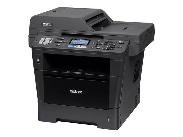 Brother MFC-8910DW Mono Laser MFP, Fully Refurbished (MFC-8910DW)