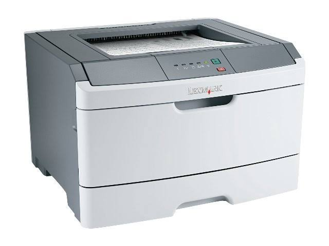 Lexmark E260dn Mono Laser Printer, Fully Refurbished (34S0300)