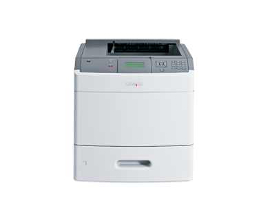 Lexmark T654dn Mono Laser Printer, Fully Refurbished (30G0300)
