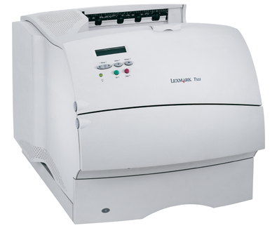Lexmark T522 Mono Laser Printer, Fully Refurbished (09H0200)