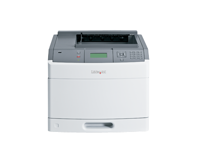 Lexmark T650n Mono Laser Printer, Fully Refurbished (30G0100)