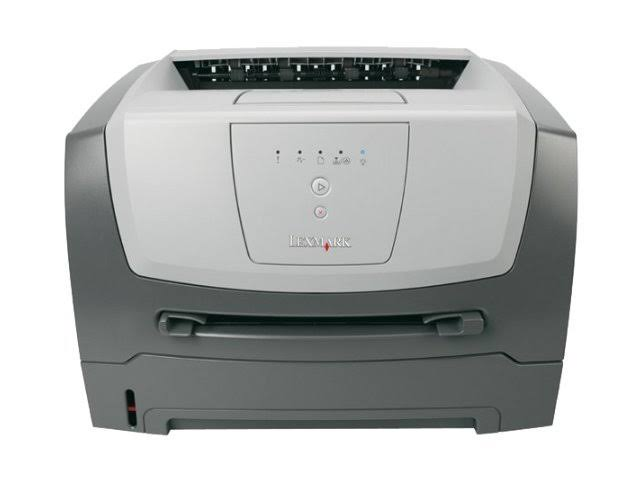 Lexmark E250d Mono Laser Printer, Fully Refurbished (33S0100)