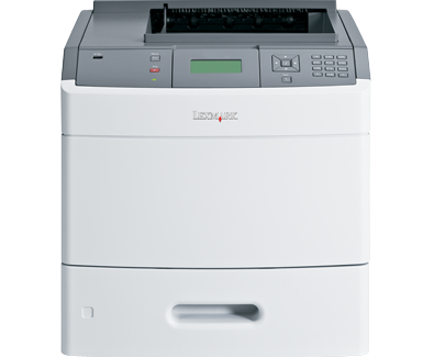 Lexmark T652n Mono Laser Printer, Fully Refurbished (30G0210)
