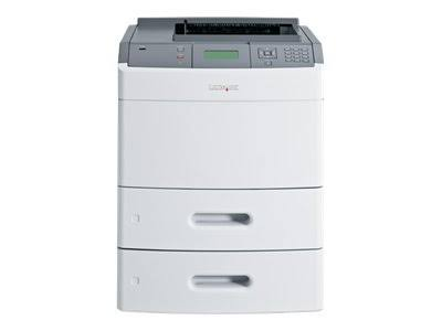 Lexmark T652dtn Mono Laser Printer, Fully Refurbished (30G0108)