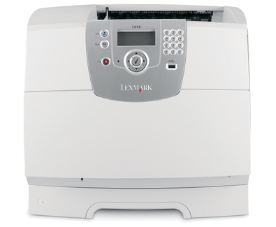 Lexmark T640n Mono Laser Printer, Fully Refurbished (20G0150)