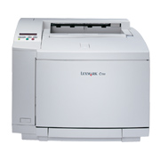 Lexmark C720 Color Laser Printer, Fully Refurbished (15W0003)
