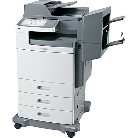 Lexmark X792dtfe Color Laser MFP, Fully Refurbished (47B1002)