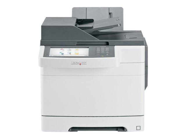 Lexmark X548de Color Laser MFP, Fully Refurbished (26G0120)