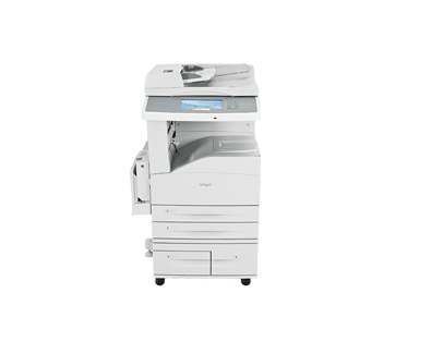 Lexmark X864dhe 3 Mono Laser MFP, Fully Refurbished (19Z0102)