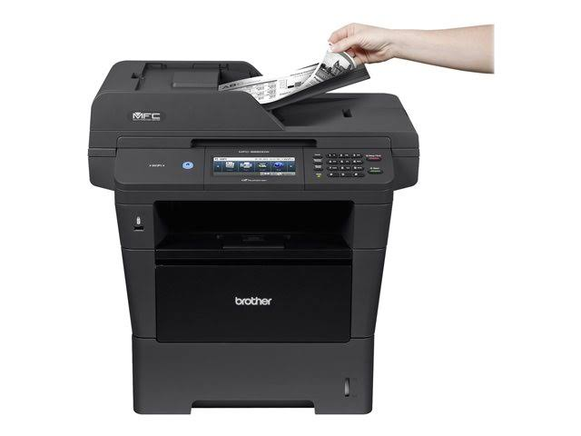 Brother MFC-8950DW Mono Laser MFP, Fully Refurbished (MFC-8950DW)