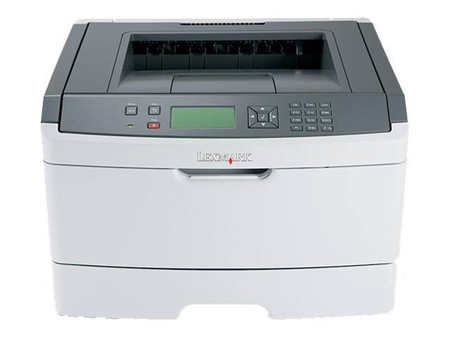 Lexmark E460dn Mono Laser Printer, Fully Refurbished (34S0700)