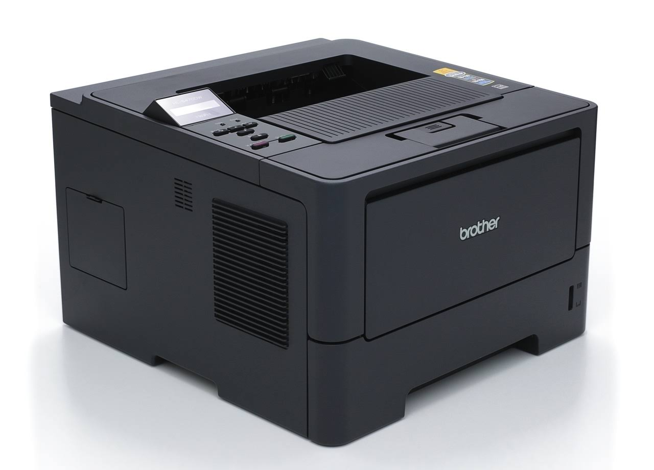 Brother HL-5470DW Mono Laser Printer, Fully Refurbished (HL-5470DW)