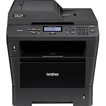 Brother DCP-8110DN Mono Laser MFP, Fully Refurbished (DCP-8110DN)