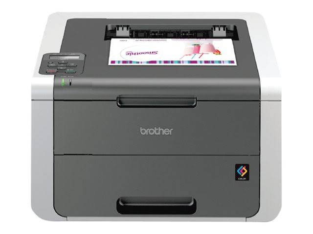 Brother HL-3140CW Color Laser Printer, Fully Refurbished (HL-3140CW)
