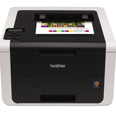 Brother HL-3170CDW Color Laser Printer, Fully Refurbished (HL-3170CDW)