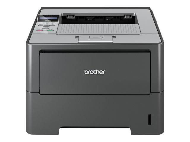 Brother HL-6180DW Mono Laser Printer, Fully Refurbished (HL-6180DW)