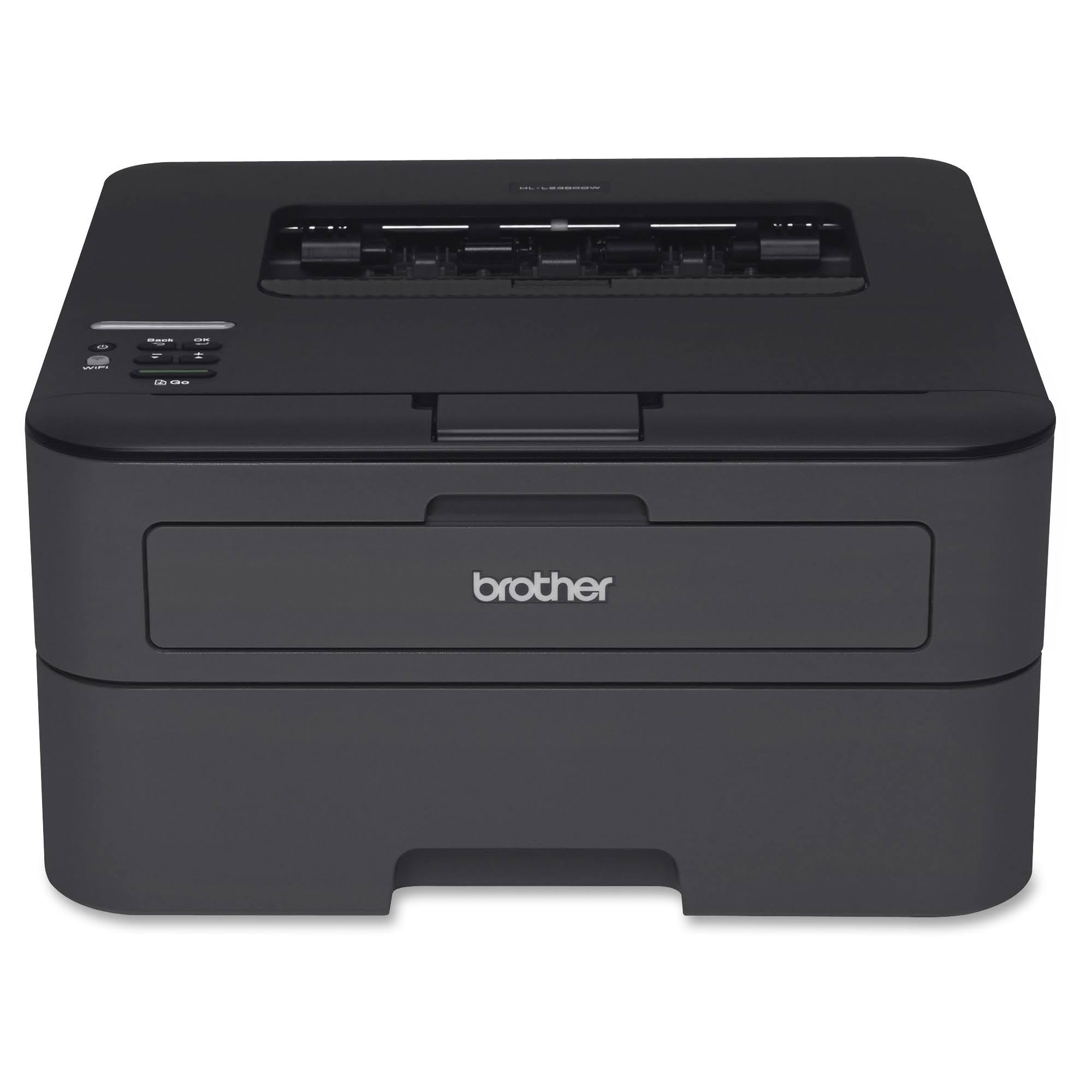 Brother HL-L2340DW Mono Laser Printer, Fully Refurbished (HL-L2340DW)