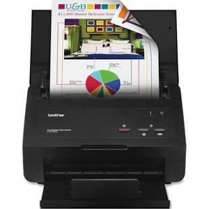 Brother ImageCenter ADS-2000 Scanner, Fully Refurbished (ADS-2000)