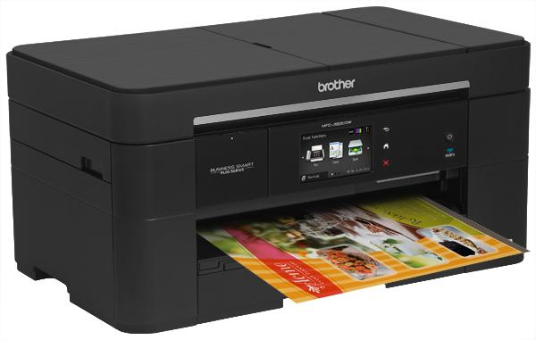 Brother MFC-J5520DW Color Inkjet MFP, Fully Refurbished (MFC-J5520DW)