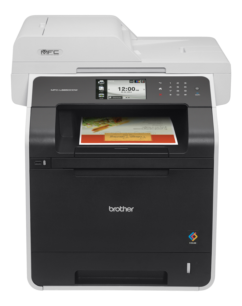 Brother MFC-L8850CDW Color Laser MFP, Fully Refurbished (MFC-L8850CDW)