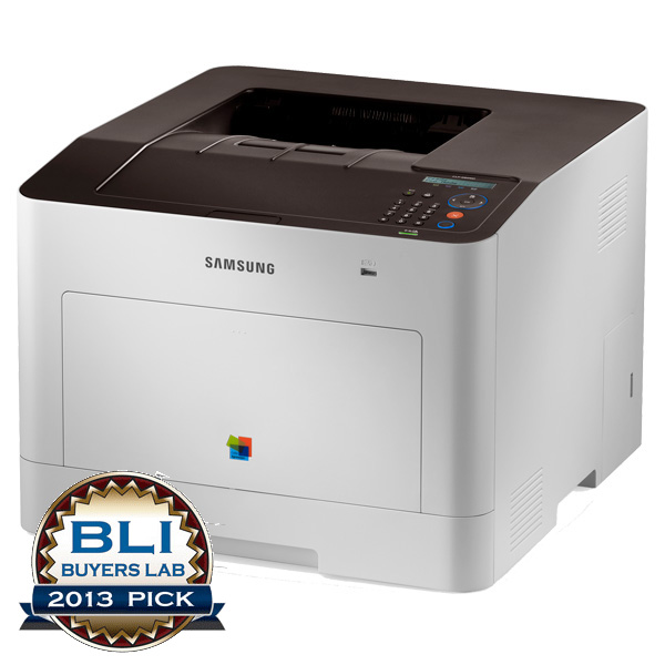 Samsung CLP-680ND Color Laser Printer, Fully Refurbished (CLP-680ND)