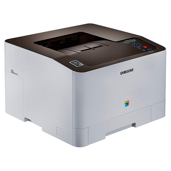 Samsung Xpress C1810W Color Laser Printer, Fully Refurbished (SL-C1810W)