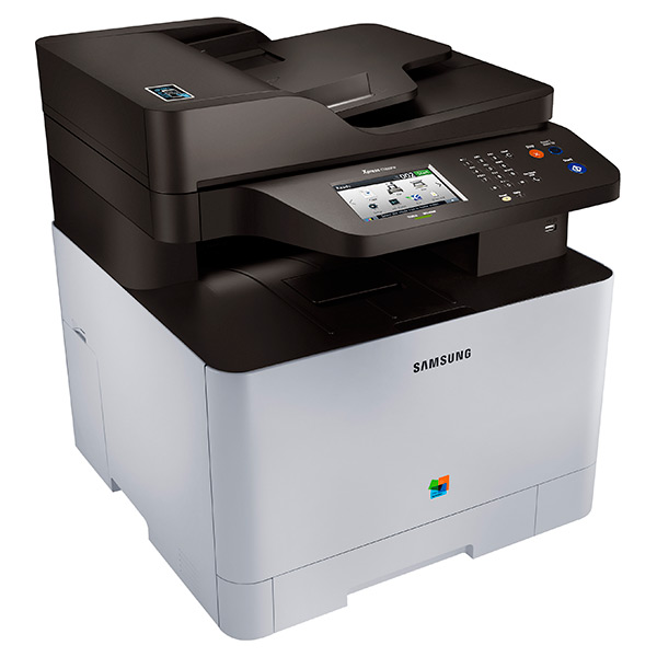 Samsung Xpress C1860FW Color Laser MFP, Fully Refurbished (SL-C1860FW)
