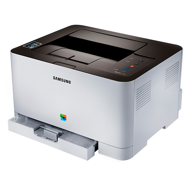 Samsung Xpress C410W Color Laser Printer, Fully Refurbished (SL-C410W)