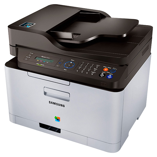 Samsung Xpress C460FW Color Laser MFP, Fully Refurbished (SL-C460FW)