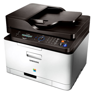 Samsung CLX-3305FW Color Laser MFP, Fully Refurbished (CLX-3305FW)
