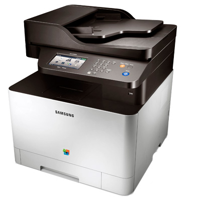 Samsung CLX-4195FW Color Laser MFP, Fully Refurbished (CLX-4195FW)