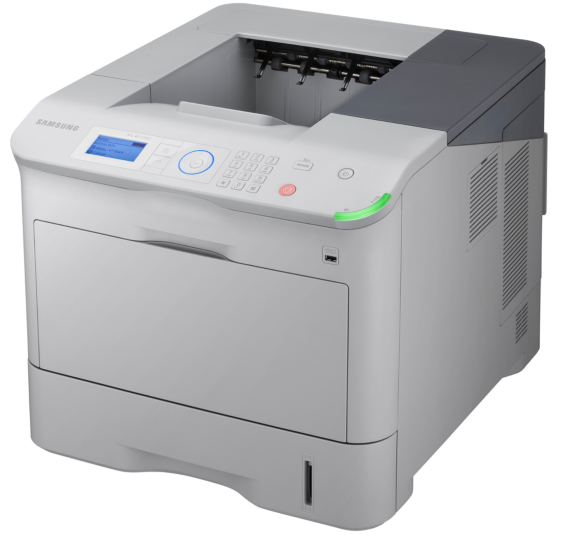 Samsung ML-6512ND Mono Laser Printer, Fully Refurbished (ML-6512ND)