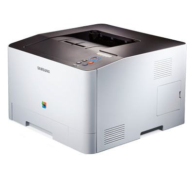 Samsung CLP-415NW Color Laser Printer, Fully Refurbished (CLP-415NW)