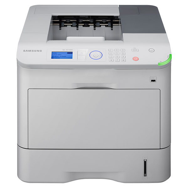 Samsung ML-5515ND Mono Laser Printer, Fully Refurbished (ML-5515ND)