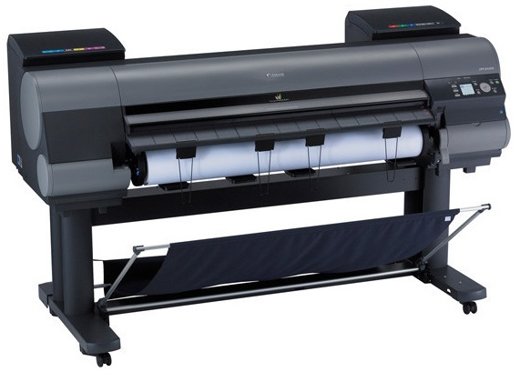 Canon imagePROGRAF iPF6400 Color Plotter, Refurbished (5339B002)