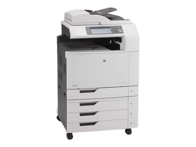 HP Color LaserJet CM6030 Color Laser MFP, Refurbished (CE664A)