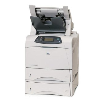 HP LaserJet 4250dtnsl Mono Laser Printer, Refurbished (Q5404A)