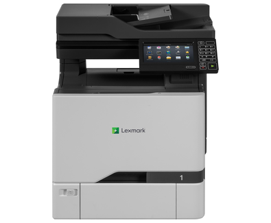Lexmark CX725de Color Laser MFP, Refurbished (40C9500)