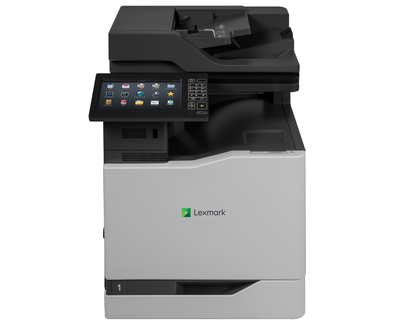 Lexmark CX825de Color Laser MFP, Refurbished (42K0040)
