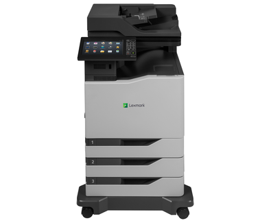 Lexmark CX825dte Color Laser MFP, Refurbished (42K0041)