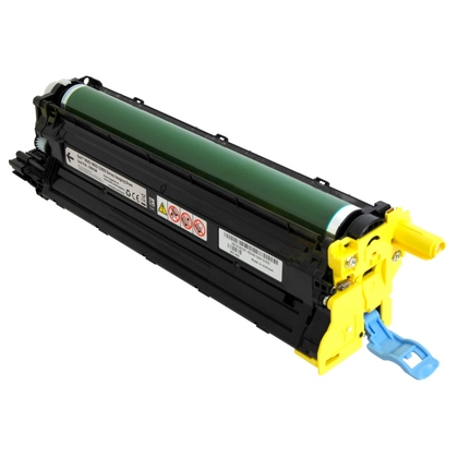 Dell 16C0Y 593-BBPI Drum Unit - Yellow, OEM (16C0Y)