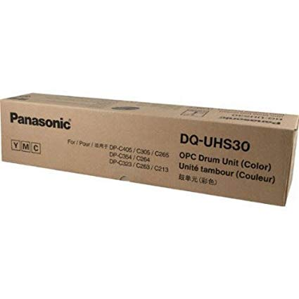 Panasonic Drum Unit - 3-color, DQ-UHS30 (DQ-UHS30)