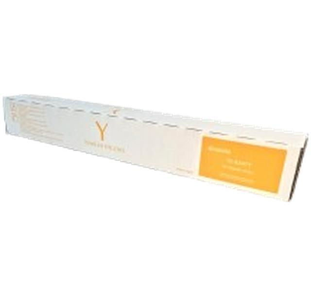 Kyocera TK-8347Y Toner Cartridge - Yellow, 1T02L7AUS0 (1T02L7AUS0)
