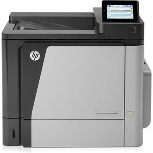 HP Color LaserJet Managed M651dnm Color Laser Printer, New (H0DC9A)
