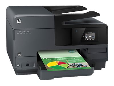 HP OfficeJet Pro 8615 Color Inkjet MFP, New (D7Z36A)