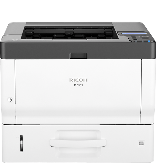 RicohP 501TL Mono Laser Printer, New (418160)