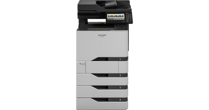 Sharp ,MX-C507F, Color Laser MFP, New (MX-C507F)