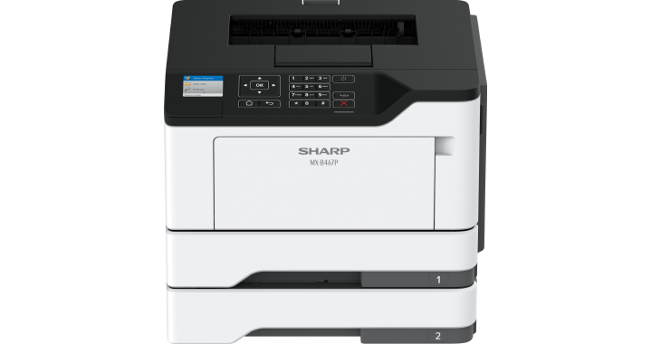 SharpMX-B467P Mono Laser MFP, New (MX-B467P)