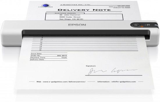 Epson ,DS-70,  Scanner, Refurbished (B11B252202)